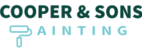 Cooper and Sons Painting Logo